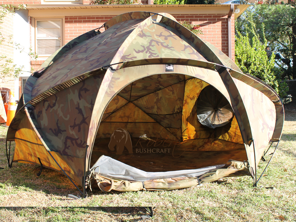 Cold Weather Tents : Extreme cold weather tent ecwt ecws north face review