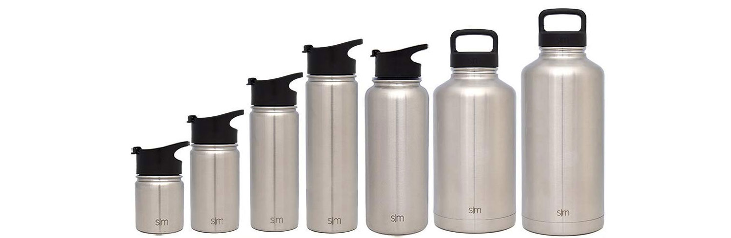 794b8a3702 Simple Modern Summit Water Bottle - Roberts Bushcraft Outdoor Adventures