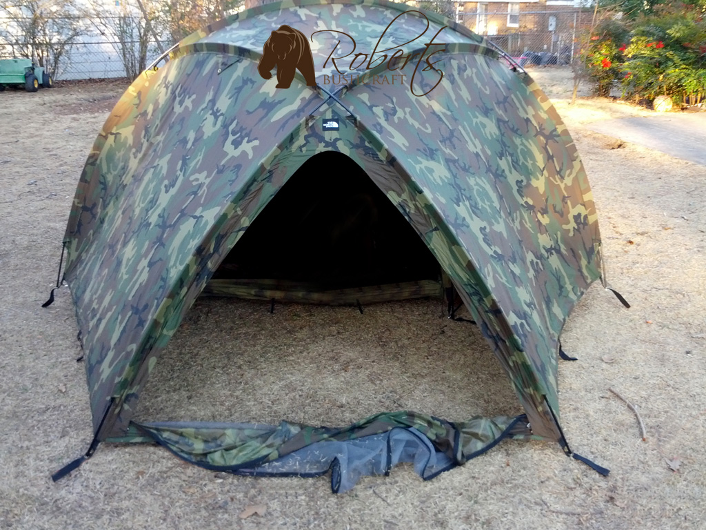 Title Title ... & Roberts Bushcraft Outdoor Adventures - Extreme Cold Weather Tent ...