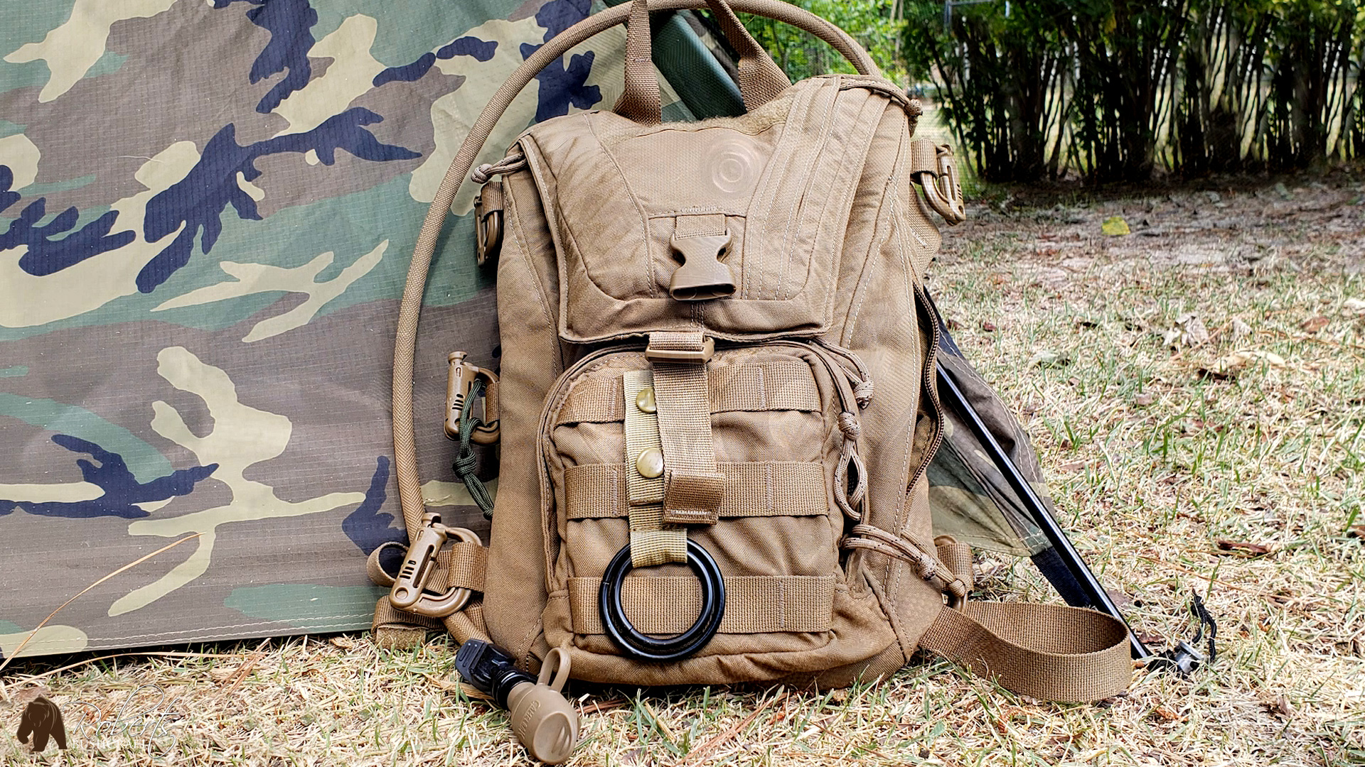 USMC FILBE Hydration Carrier