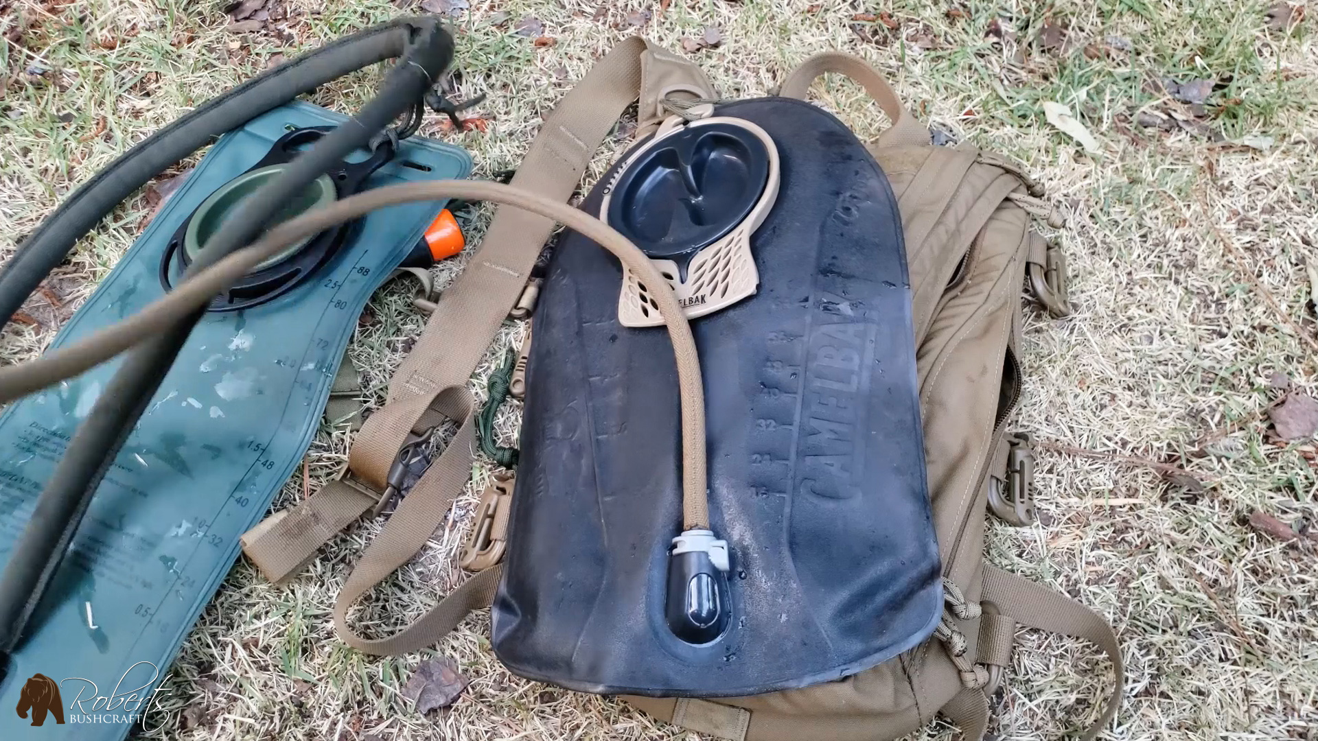 USMC FILBE 3L/100oz Camelbak Milspec Antidote Hydration Reservoir bladder