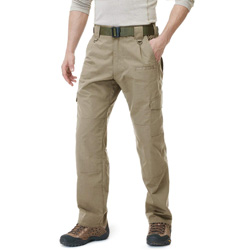 CQR Men's Tactical Lightweight EDC Assault Cargo Pants